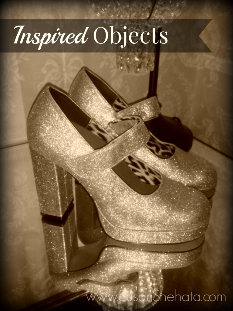 Inspired Objects: THE Shoes