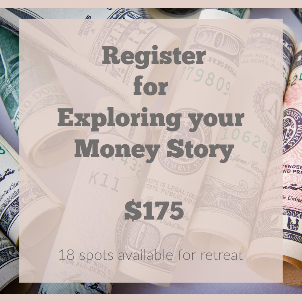 money story registration